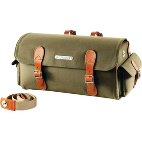Brooks Glennbrook Saddle Holdall Fietstas groen